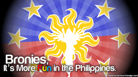 More Fun in the Philippines: Bronies by NicDroidPH