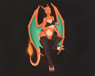 Charizard by LunoLey