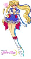Contest: Sailor Moon by Sailor-Serenity