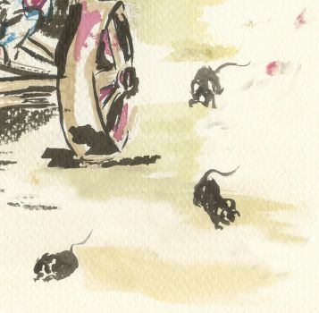 Mice and the Wheel by Sequana