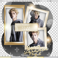 +Luhan | PACK PNG by YouAreMyBae