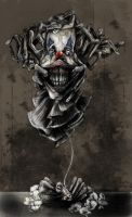fear of clowns by Vincent-Covielloart