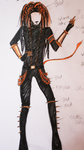 ProjectZODIAC: LEO Design by Rosenbrautfashion
