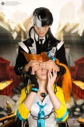 The Dark Age of Law - Ace Attorney 5 by Elanor-Elwyn