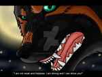 Seth's Strength: screenshot thingy finshed by Renwolf12