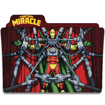 Mister Miracle by DCTrad