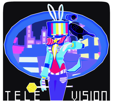 Telly. T. Vision by voidirium