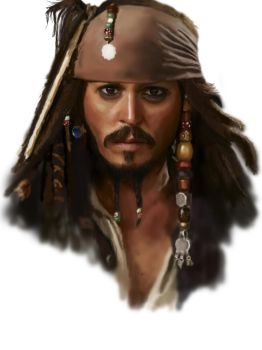 Capt. Jack Sparrow by JohnnySasaki20