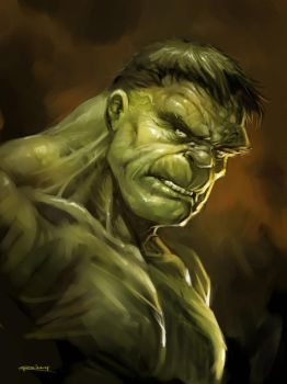 Hulk Smash by PReilly