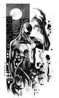 She Venom Commission by Darboe