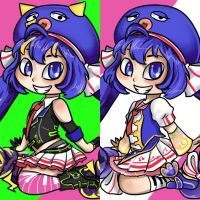 Otomachi Una by ColorP4nd4