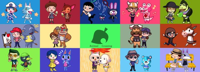 Animal Crossing New Leaf by Solo993