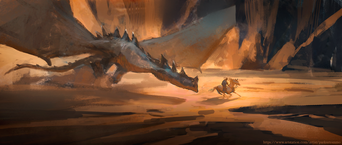 Blind Chase by parkurtommo