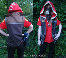 RED Sniper Vest Commission by IdentityPolution