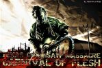 Texas Chainsaw Massacre - Carnival Of Flesh by TristanHartup