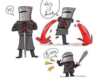 Monty Python and the Holy Grail, 1 by Ayej
