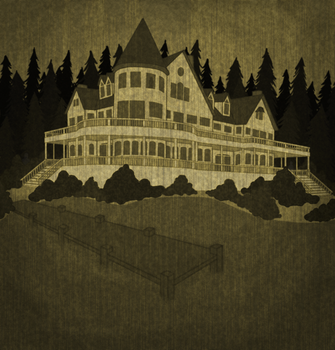 Haunted Inn by Dragavan