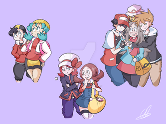 Pokeships by hydrosapiens
