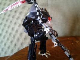 bionicle grim reaper by sideshowOfMadness