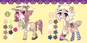 Pony batch auction: CLOSED TY! by Nodoru