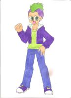 Spike by animequeen20012003
