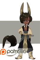 PATREON ADOPT 5 [CLOSED] by resadoptables