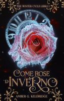 Come Rose d'Inverno [Wattpad Cover] by CrystalGee