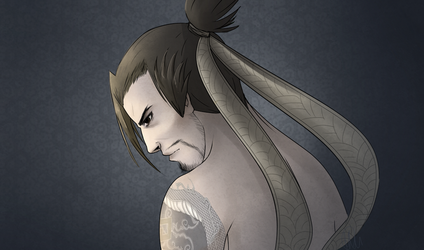 ~ Hanzo ~ by FullBucket