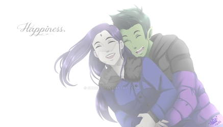 Happiness by shock777