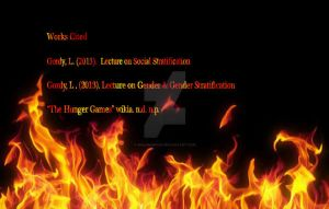 fire+flames+xgold text Works Cited Page by MHuang51491