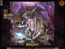World of Warcraft I by iamriki