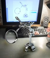 HiTech Magnifier by Damiano79