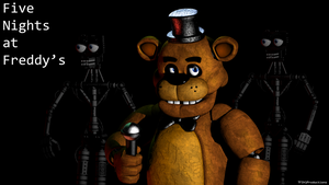 Freddy Fazbear Accuracy Test [4k] by TF541Productions