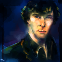 Sherlock by chanso