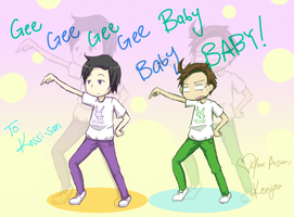 Gee Gee Gee Gee Baby~ by KonjouNashi