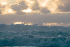 When The Waves Become Clouds by nightmedia