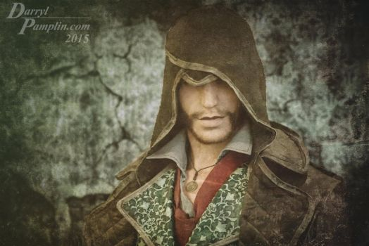 ACS - Jacob Frye cosplay close-up @ E3 by RBF-productions-NL