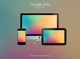 Google Play Gradient by BenSow