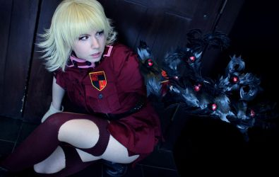 Hellsing: Growth by icequeenserenity