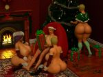 The big Christmas gift from Simon by THE-FOXXX