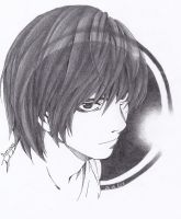 Light Yagami by BlurryMLS