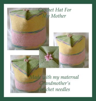 Hat For My Mom by Mattsma