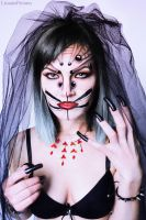 SpiderBride  by LicamtaPictures