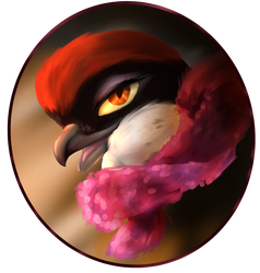 Sepha: Oh the Feathers! by War-Thrush