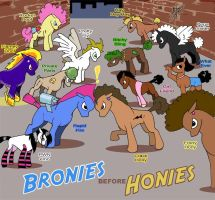 Bronies before Honies by LoopyWolf