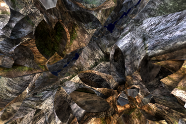 The Arches of the World by singingwithfractals