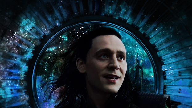 The King of Asgard by Taitiii