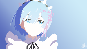 Rem from Re: Zero Kara Hajimeru Isekai Seikatsu by blacktree117