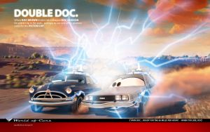 Cars | Double Doc by danyboz