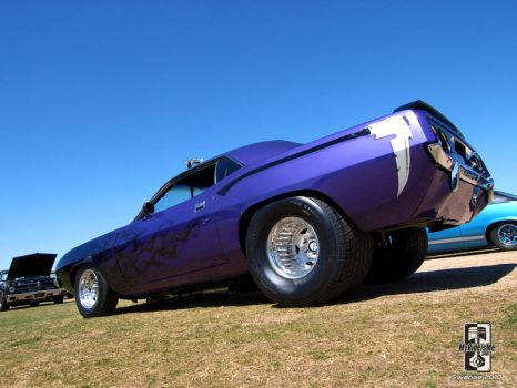 The Reapers CUDA by Swanee3